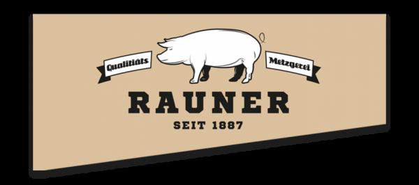 Logo Metzgerei Rauner
