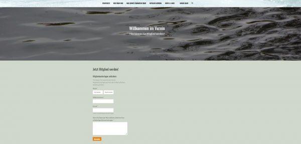 Mitglied werden im Fischereiverein in Ulm