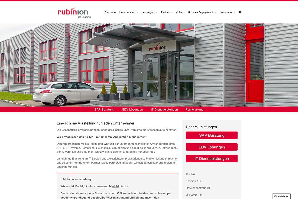 rubinion AG